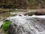Впадение Джермукского водопада в реку Арпа