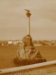 памятник погибшим морякам в Севастополе