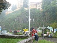 а это фото в сентябре 2008 года!Дождь.Морось.А так хотелось ярких впечатлений,ведь не только я,а и другие туристы мечтали увидеть прекрасное!Мне удалось ...