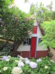 Сантановский домик внутри Ботанического сада