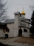 Никольский храм Псково-Печерского монастыря
