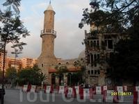 Мечеть, бейрут