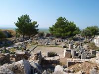 Античный город Приена