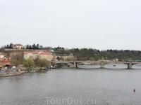 Влтава с ее мостами