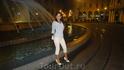 К вечеру мы вернулись в Геную, и решили пройтись по вечерней Генуе. Было признаться очень страшно. Потому как, по узким улицам ходит много афроамериканцев ...