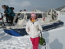 Старт тура по КБЖД. Отправление на хивусе в Порт-Байкал.