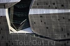 Новое Академическое Здание Купер Юнион, Ист-Виллидж, Манхэттен, Нью-Йорк