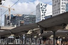 Ж/д вокзал в Осло.