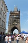 Башня Карлова моста.