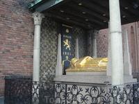 Гробница основателя Стокгольма ярла Биргера