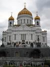 Фотография Храм Христа Спасителя в Москве