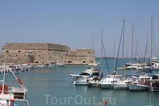 Крепость Ираклиона