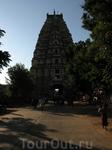 храм Вирупакша в Хампи
