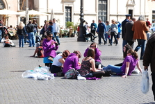 Экскурсии по Риму, никогда не потеряются