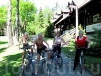 Велосипедные прогулки  экспедиции  Travel Film Media