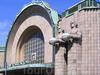 Фотография Железнодорожный вокзал Хельсинки