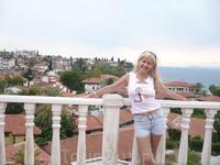 Вид на центральную часть Анталии