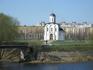 Тверь Церковь св. Михаила Тверского. Одно из красивейших мест города