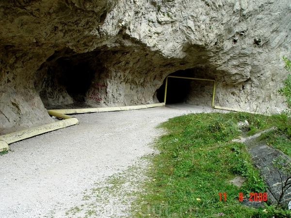 Дорога в Верхнюю Балкарию