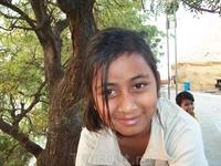 улыбка мьянманки
