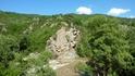 если приглядеться, то можно увидеть памятник солдату на скале, где сосна)