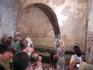 Прикосновение к Святыне. Гробница Святого Николая правда без останков. Их большая часть в городе Бари - в Италии, остатки - в археологическом музее в Анталии ...