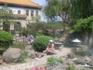 Сад во дворце
