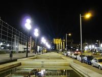 Новогодняя ночь в Барселоне)