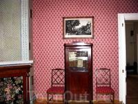 Внутренние интерьеры дома-музея А.С.Пушкина