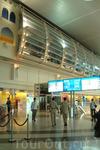 внутри аэропорта есть отличные гостиницы