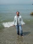 Прохладное море )