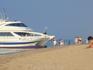 Корабль с доставкой на пляж