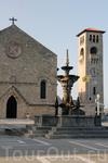 Церковь Благовещения / Evangelismos Church (Church of the Annunciation) город Родос