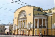 Государственный Академический Театр им. Волкова. Первый в России публичный профессиональный театр