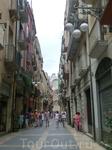 Calle Mayor пролегает по тому пути, который пролегал по центральному проходу Площади Аудиенции Провинции и соединял между собой императорскую трибуну Цирка ...