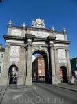 Инсбрук. Триумфальная арка.