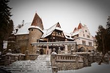 Летний домик Пелешей (королей Румынии)