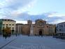 Одна из двух больших площадей города находится вне городской стены и называется она Plaza de Santa Teresa  или просто El Grande (видимо в противоположность ...
