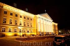 Здание университета Тарту.