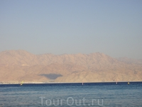 горы Иордании