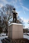 Калевипоэг - монумент Освободительной войны.