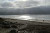 Закат в Monterey Bay.