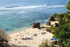 Паданг-паданг пляж