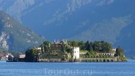 Isola Bella – один из Борромейских островов озера Маджоре