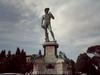 Поездка во Флоренцию. Часть первая. Площадь Микеланджело и Дворец Медичи.