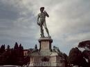 Скульптура Микеланджело. Давид.
