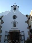 Тосса де Мар. Церковь