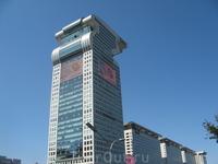 Новая гостиница рядом с Олимпийским стадионом