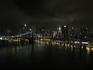 ночной Манхеттен