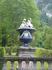 Мимо такой вазы из майолики не пройти,работа фарфоровой мануфактуры Нимфенбурга,по оригинальным  эскизам королевской мануфактуры Шуази-ле-Руа близ Парижа ...